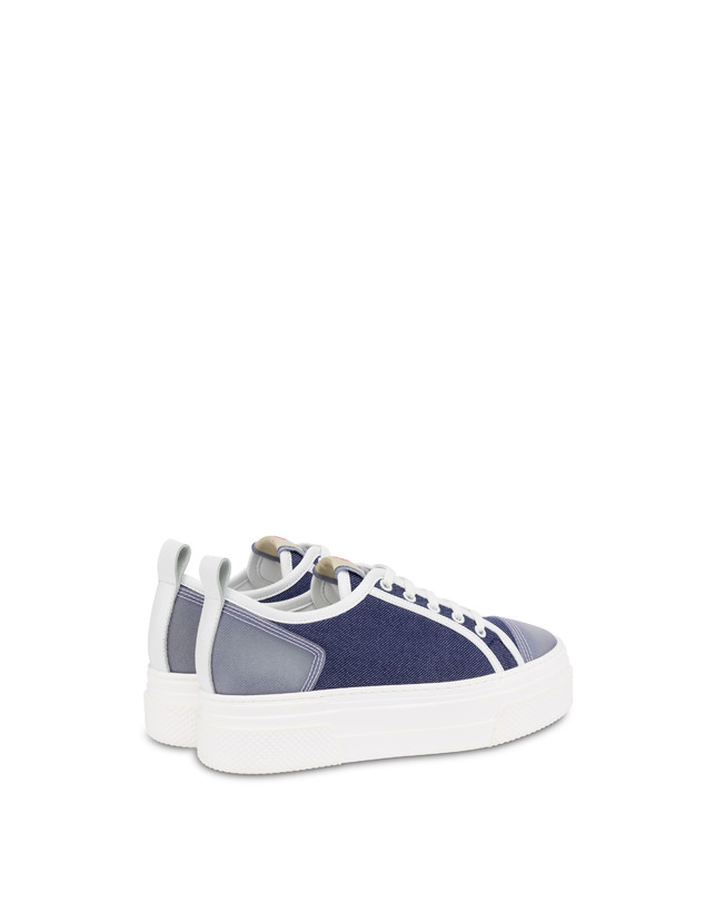 Vela denim sneakers Photo 3
