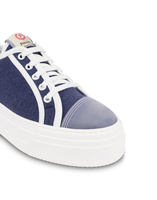 Vela denim sneakers Photo 4