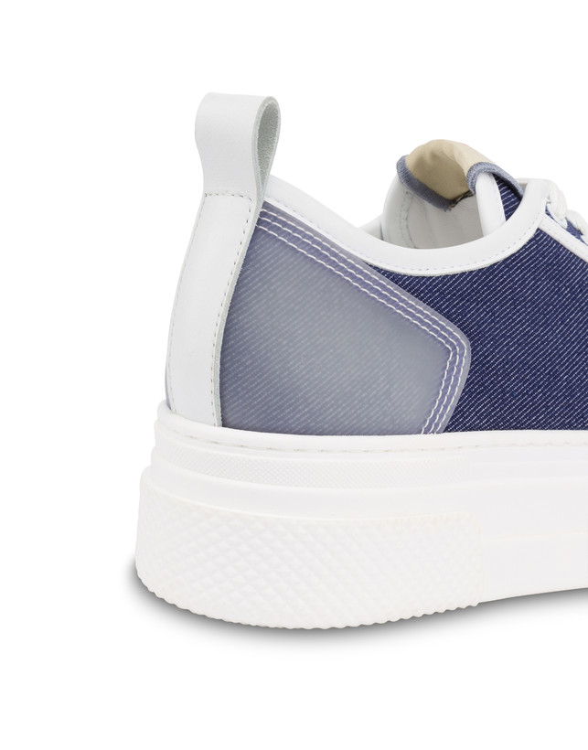 Vela denim sneakers Photo 5