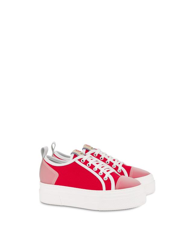Sneakers in canvas Vela Photo 2