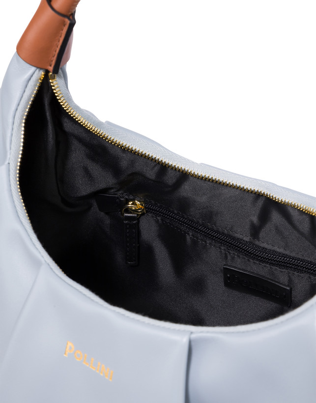 Aura hobo bag in calfskin Photo 5