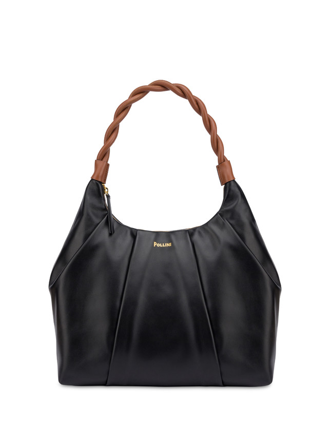 Aura hobo bag in calfskin Photo 1