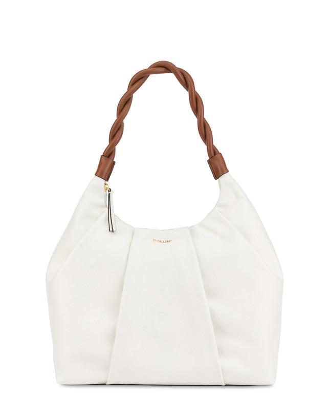 Aura hobo bag in calfskin Photo 1