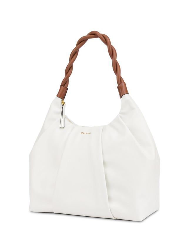 Aura hobo bag in calfskin Photo 2