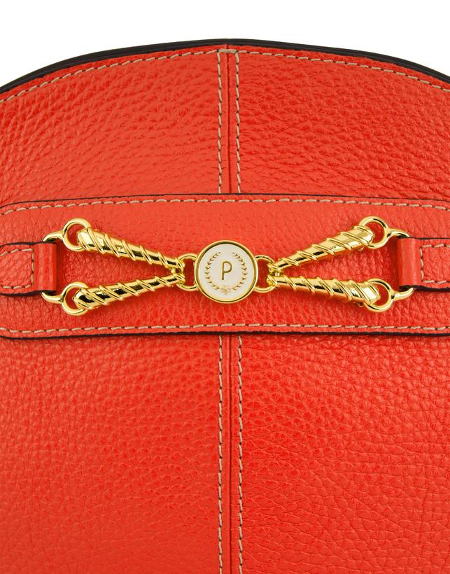 Aris shoulder bag in calfskin Photo 5