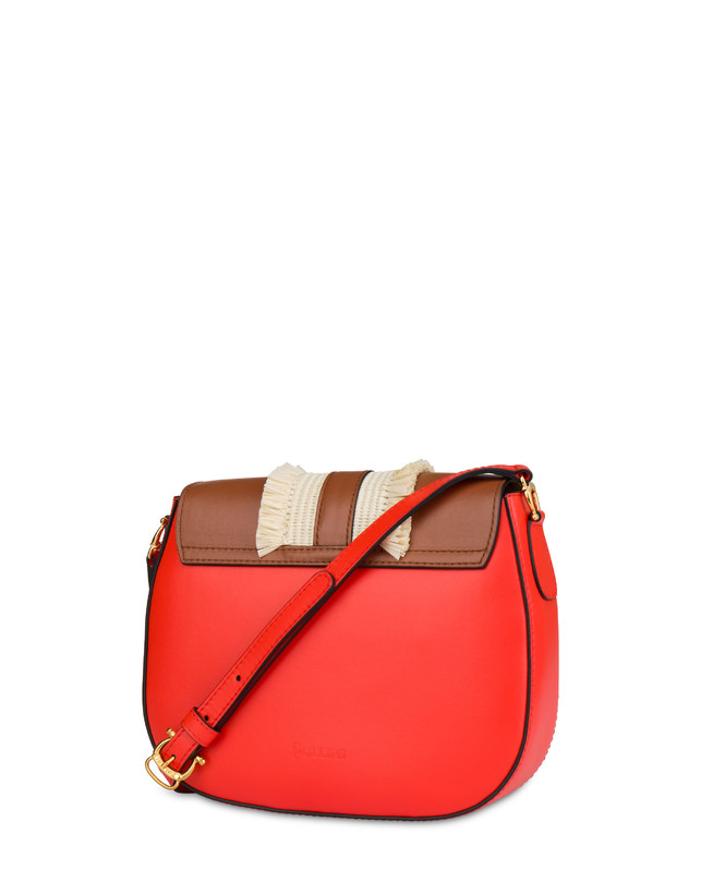 Giulietta Clamp shoulder bag with fringes Photo 3