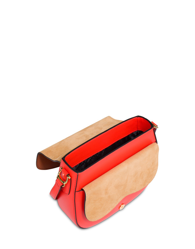 Giulietta Clamp shoulder bag with fringes Photo 4