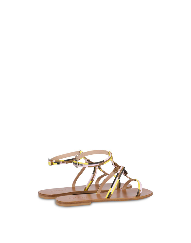 Between The Lines flat sandals Photo 3
