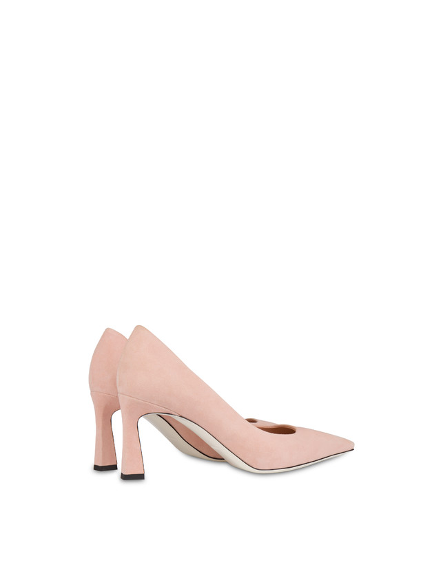 Cote D'Azur suede pumps Photo 3
