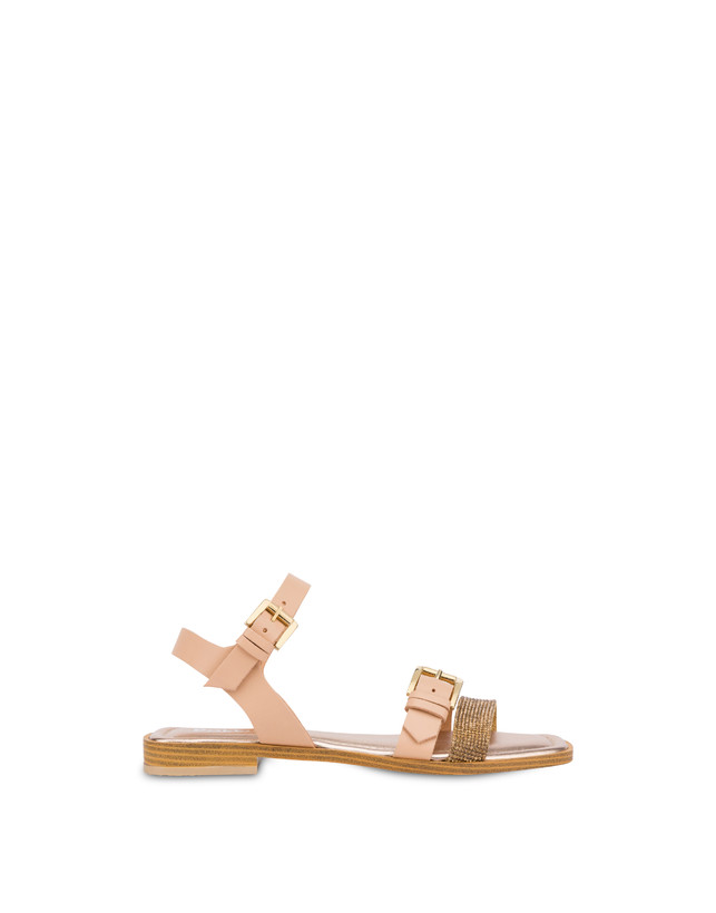 Islands cowhide sandals Photo 1