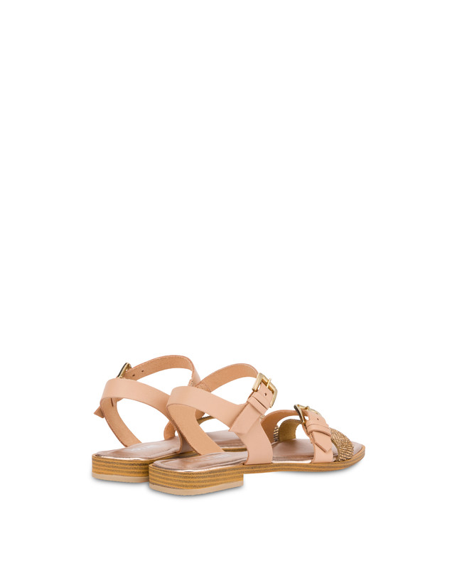 Islands cowhide sandals Photo 3