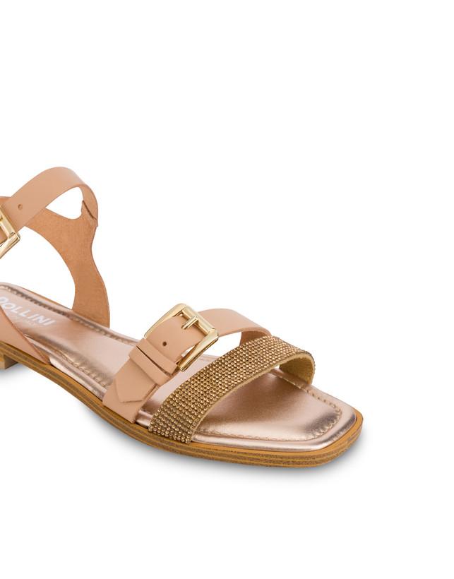 Islands cowhide sandals Photo 4