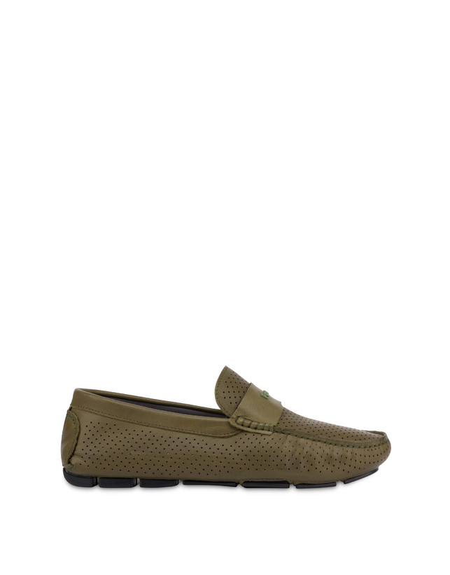 Naxos Garden calfskin loafers Photo 1