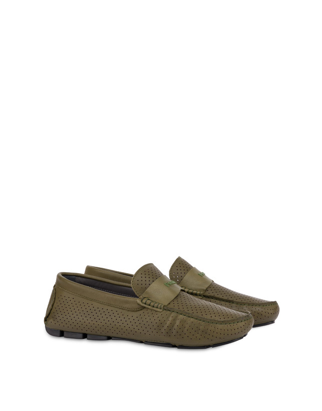 Naxos Garden calfskin loafers Photo 2