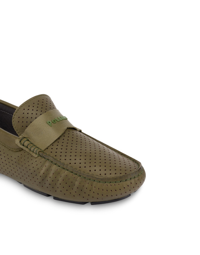 Naxos Garden calfskin loafers Photo 5
