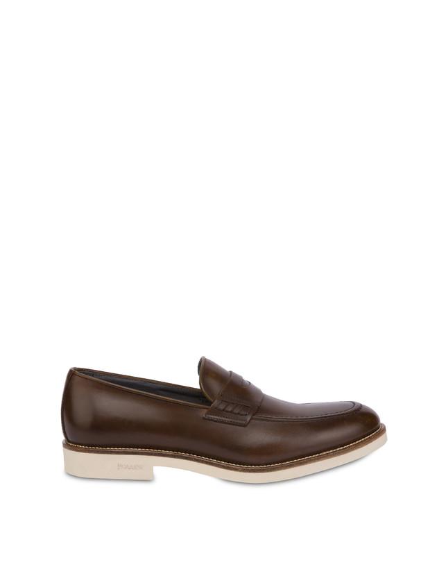 Corinto calfskin loafers Photo 1