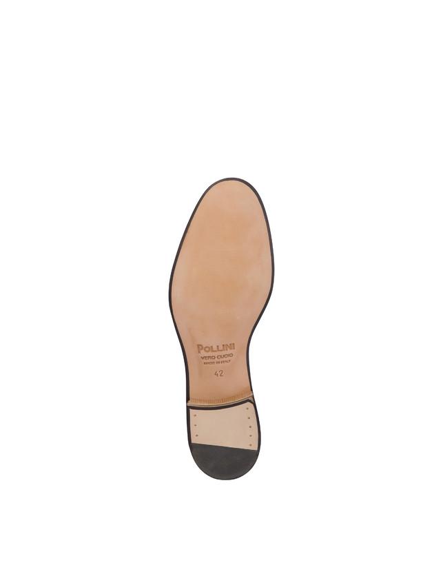 Nubuck and Azulejos calfskin loafers Photo 4