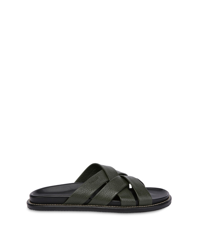 Saint Tropez calfskin sandals Photo 1