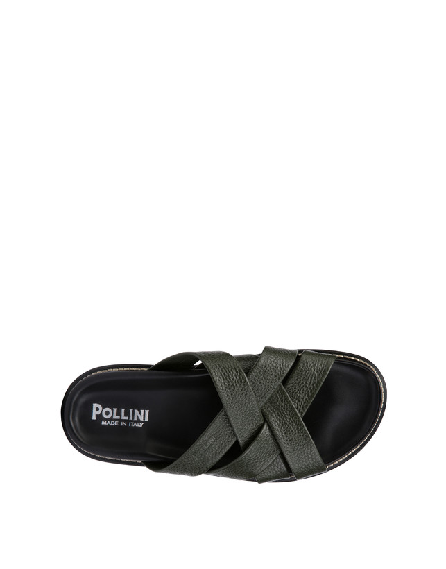 Saint Tropez calfskin sandals Photo 3