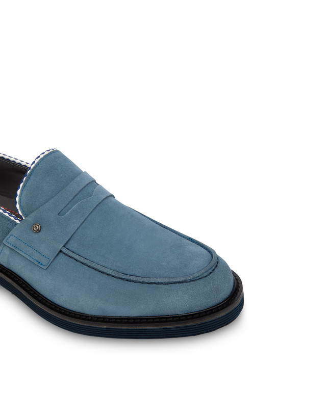 Love In Venice suede loafers Photo 5