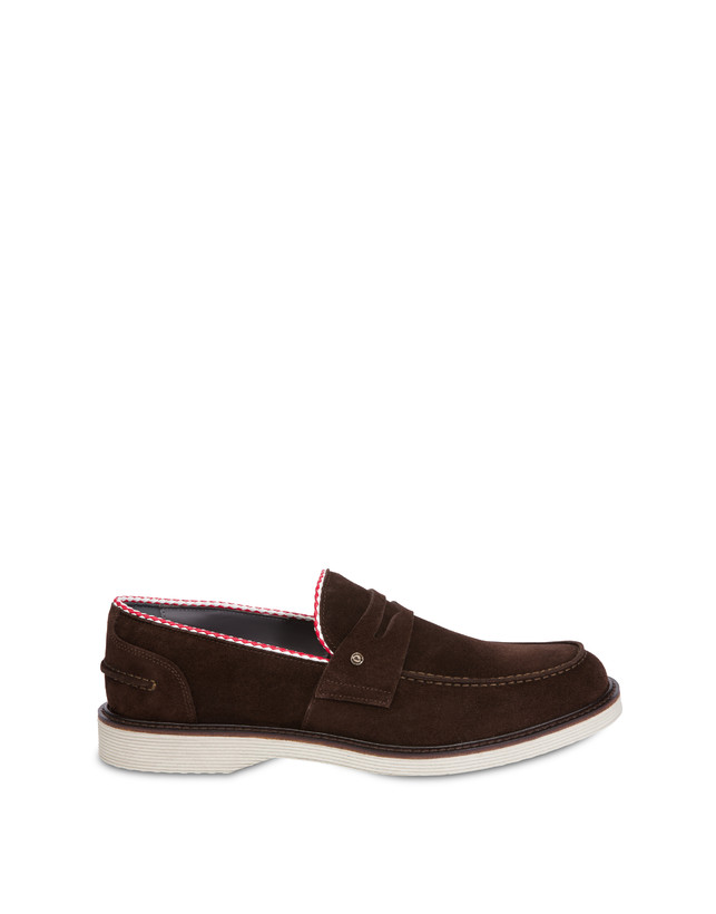 Love In Venice suede loafers Photo 1