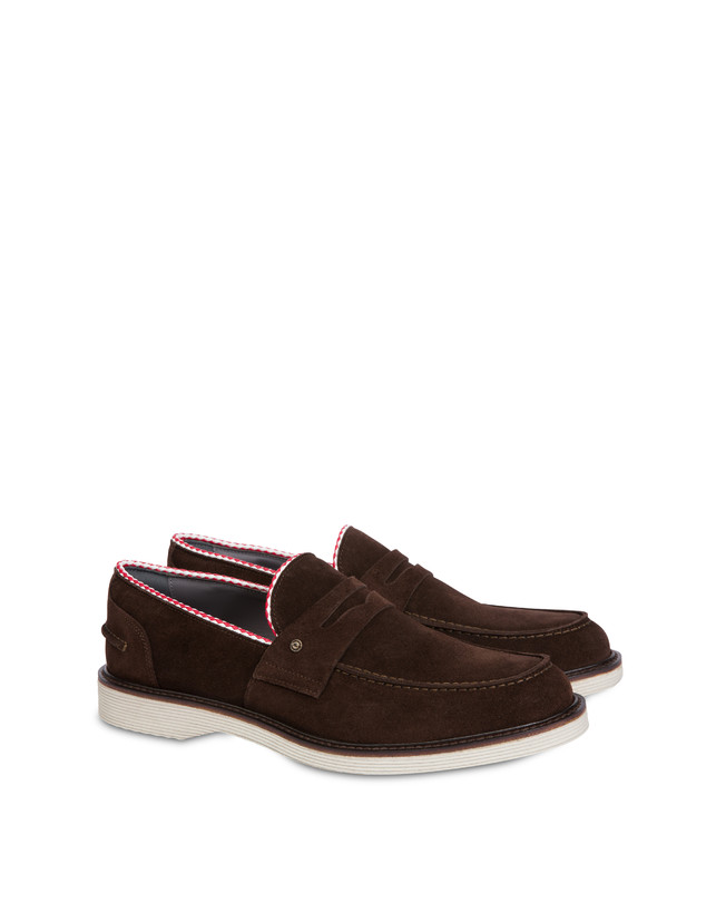 Love In Venice suede loafers Photo 2