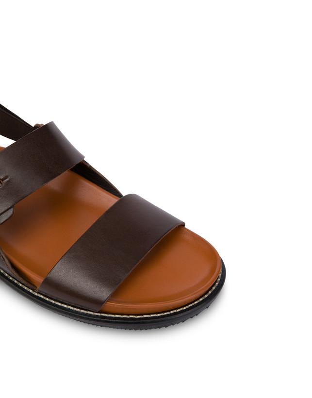 Soft Walk cowhide sandals Photo 5