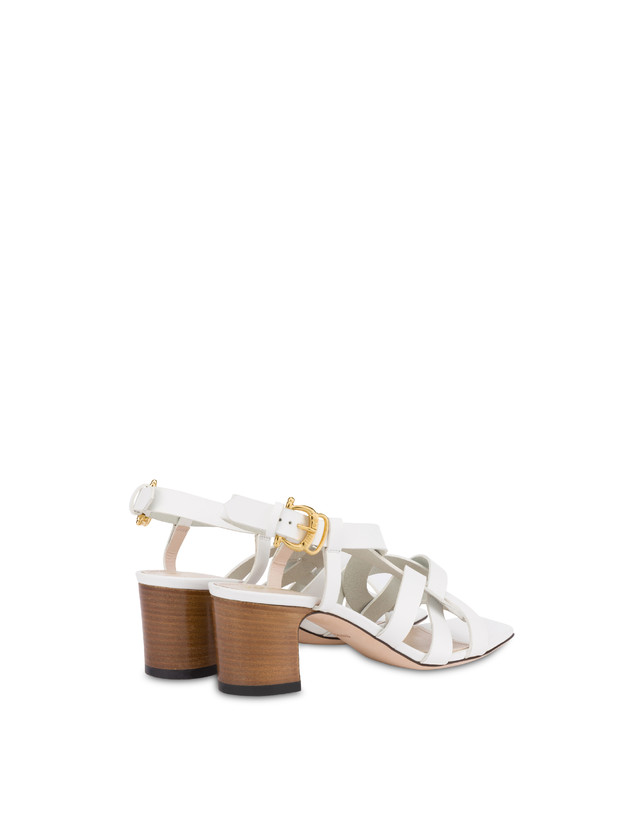 Greek Arco Wave cowhide sandals Photo 3