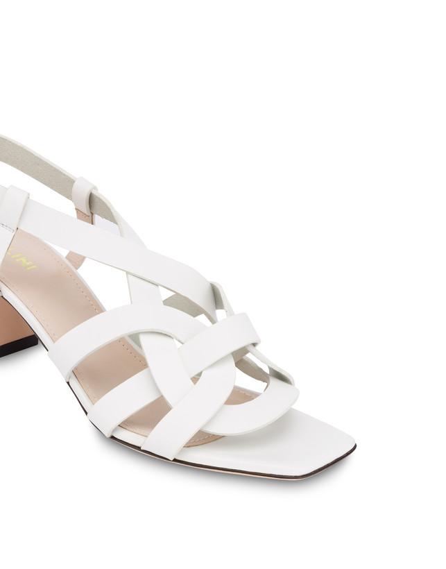 Greek Arco Wave cowhide sandals Photo 4