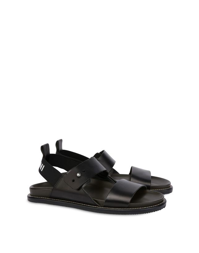 Soft Walk cowhide sandals Photo 2