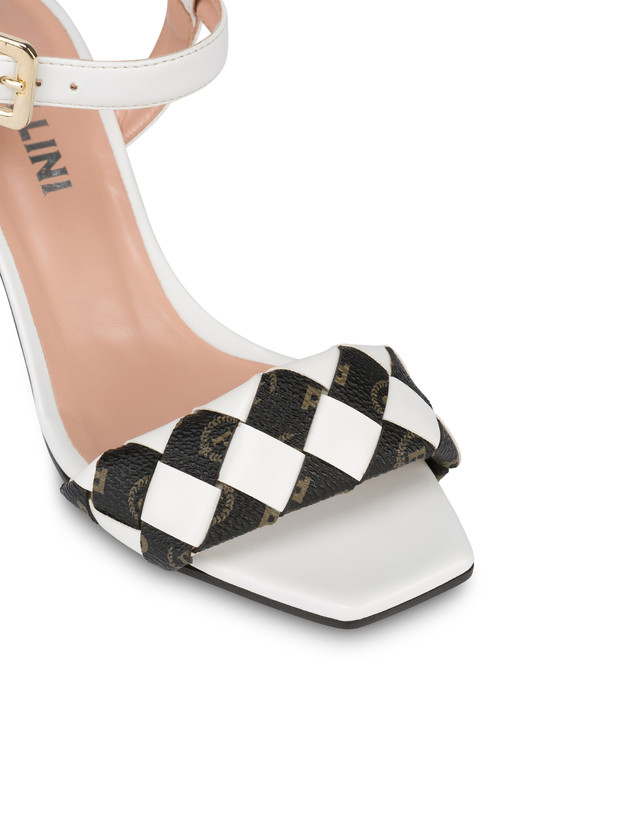 The Queen Of Chess sandals with Heritage inserts Photo 4