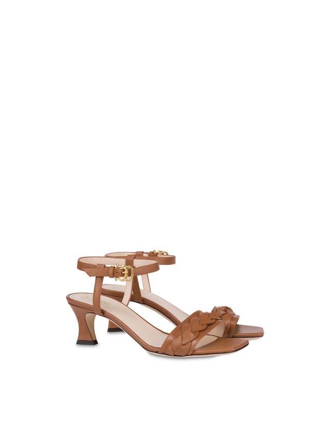 Aura calfskin sandals Photo 2