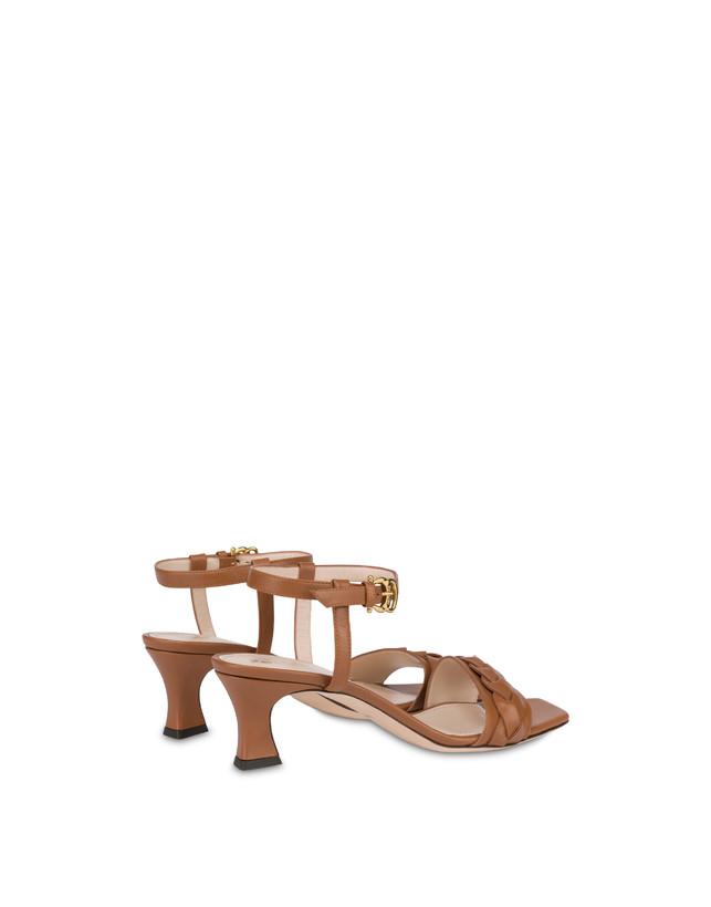 Aura calfskin sandals Photo 3