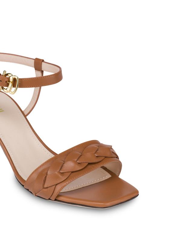 Aura calfskin sandals Photo 4