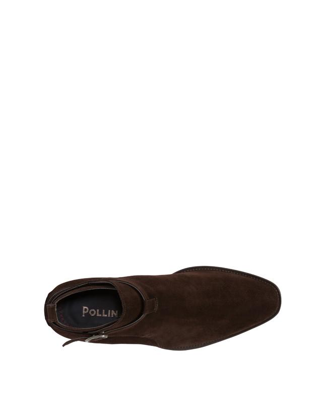 Promenade Des Anglais split leather ankle boots Photo 3