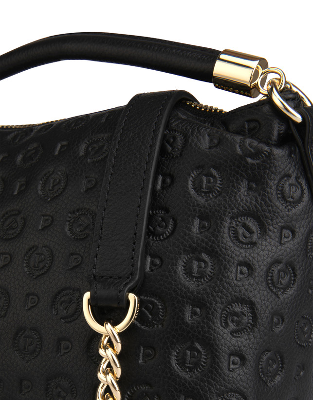 Heritage Logo Embossed handbag Photo 5