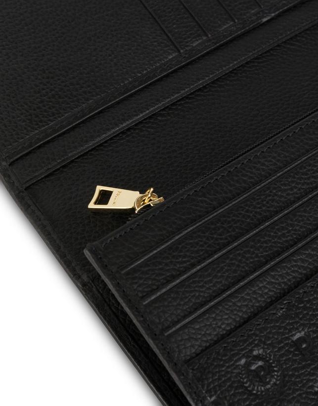 Heritage Logo Embossed wallet Photo 4