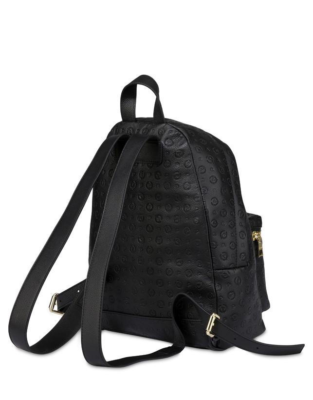 Heritage Logo Embossed backpack Photo 3