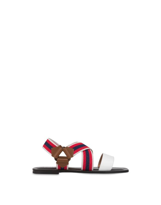 Serenissima flat elastic sandals Photo 1