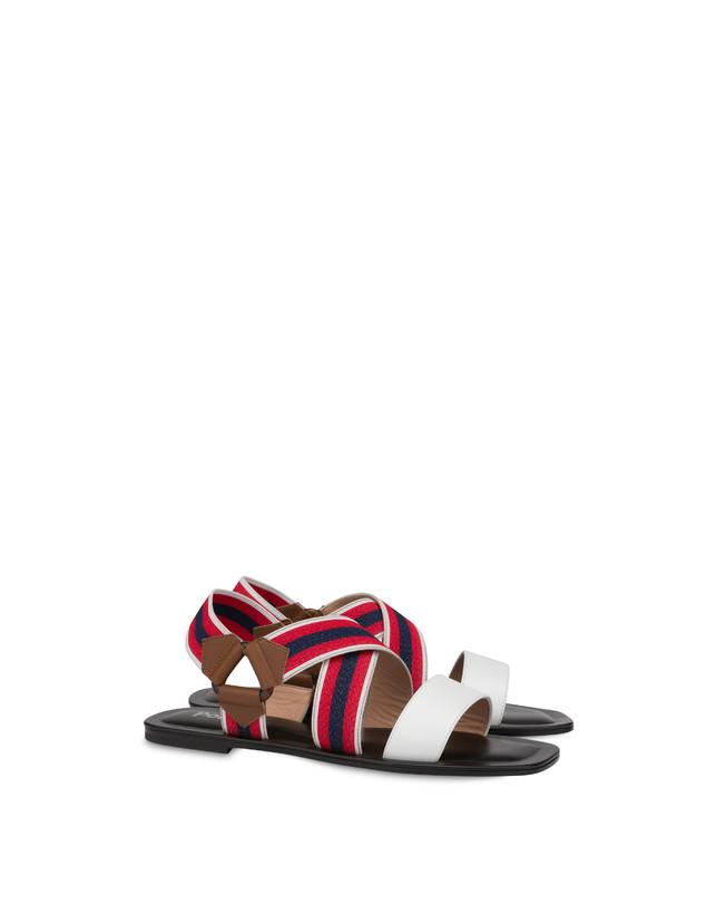 Serenissima flat elastic sandals Photo 2