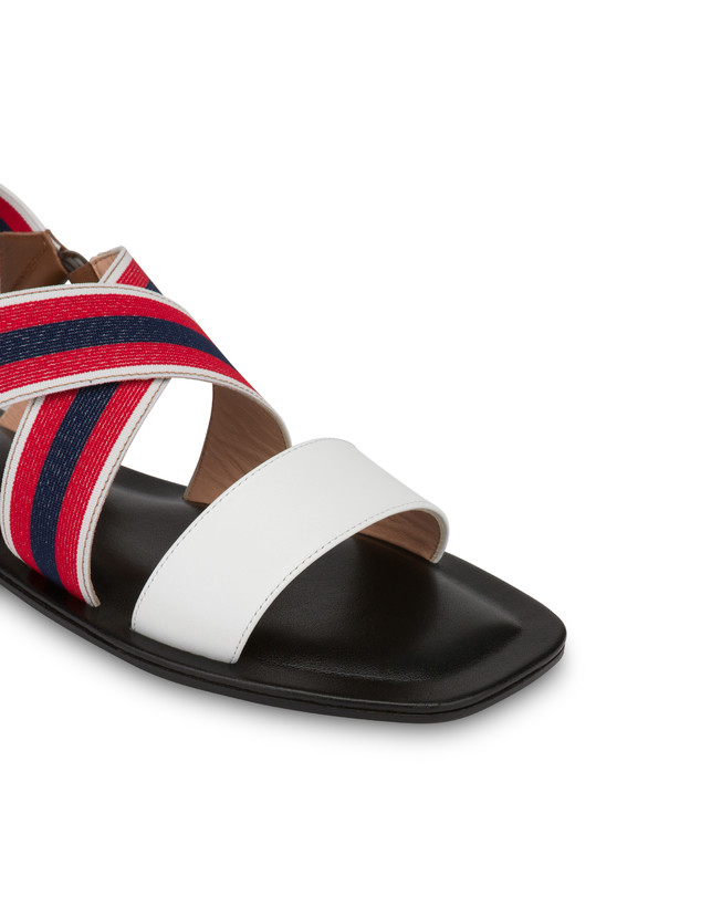 Serenissima flat elastic sandals Photo 4