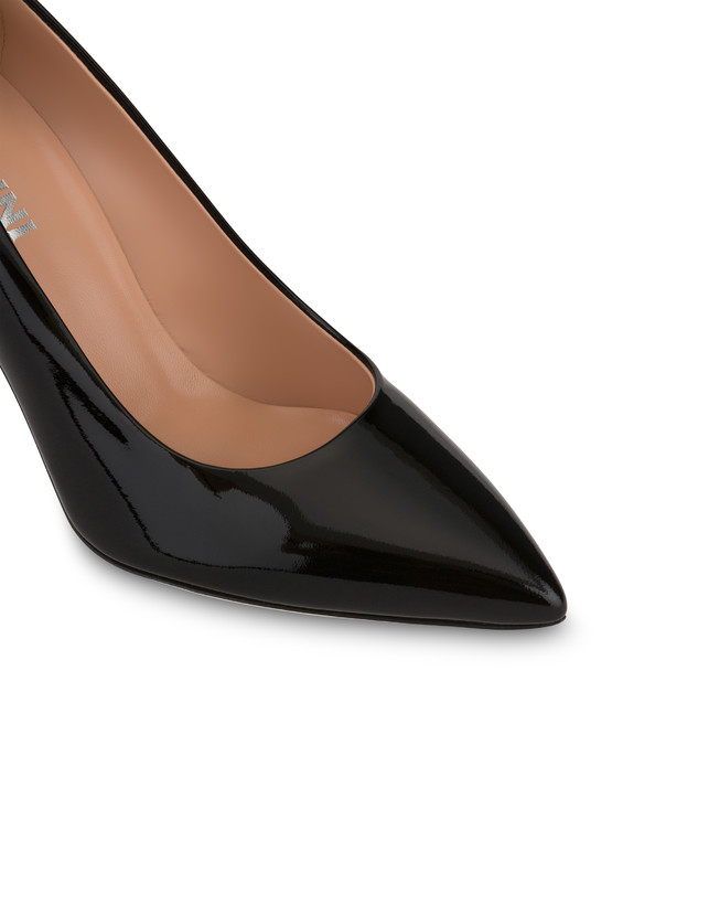 Annabelle patent leather pump Photo 4