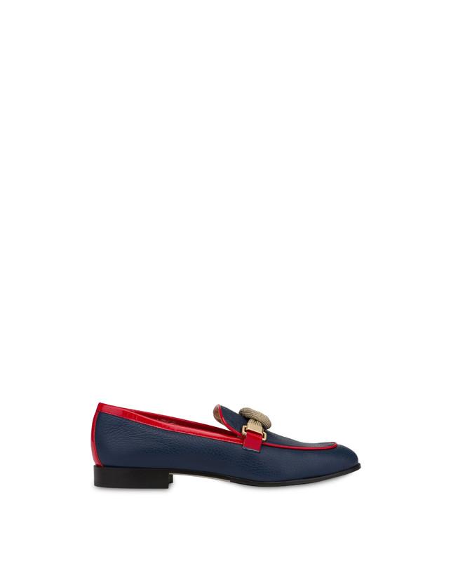 Marina calfskin loafers Photo 1