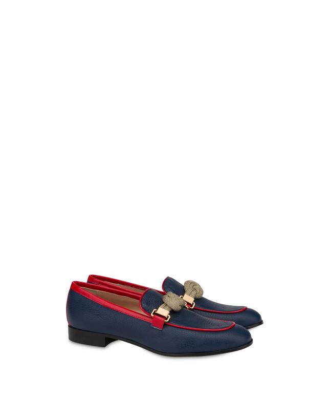 Marina calfskin loafers Photo 2