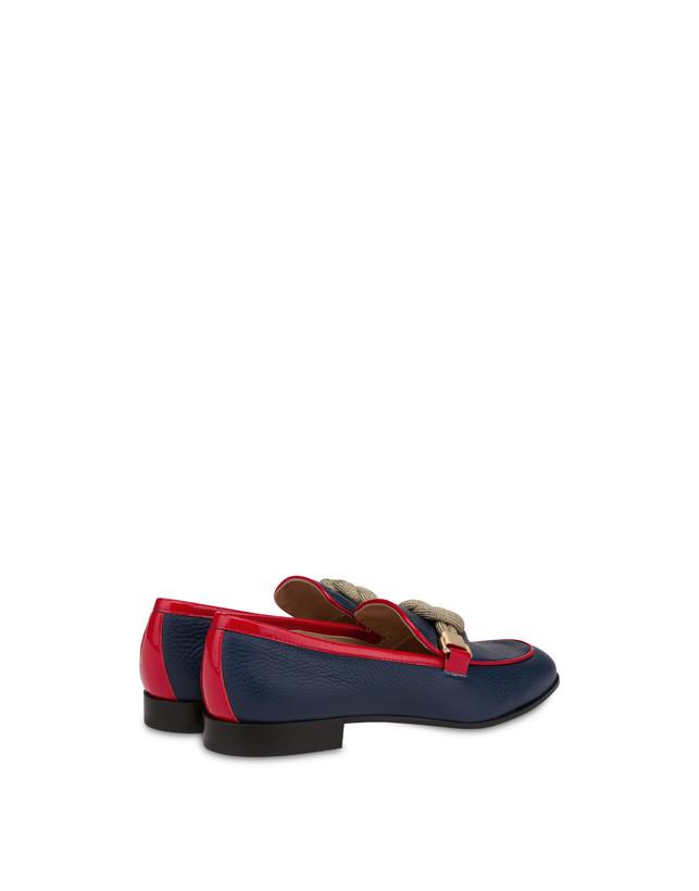 Marina calfskin loafers Photo 3