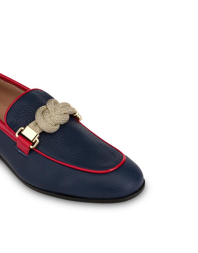 Marina calfskin loafers Photo 4