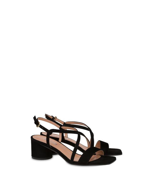 Corinto suede sandals Photo 2