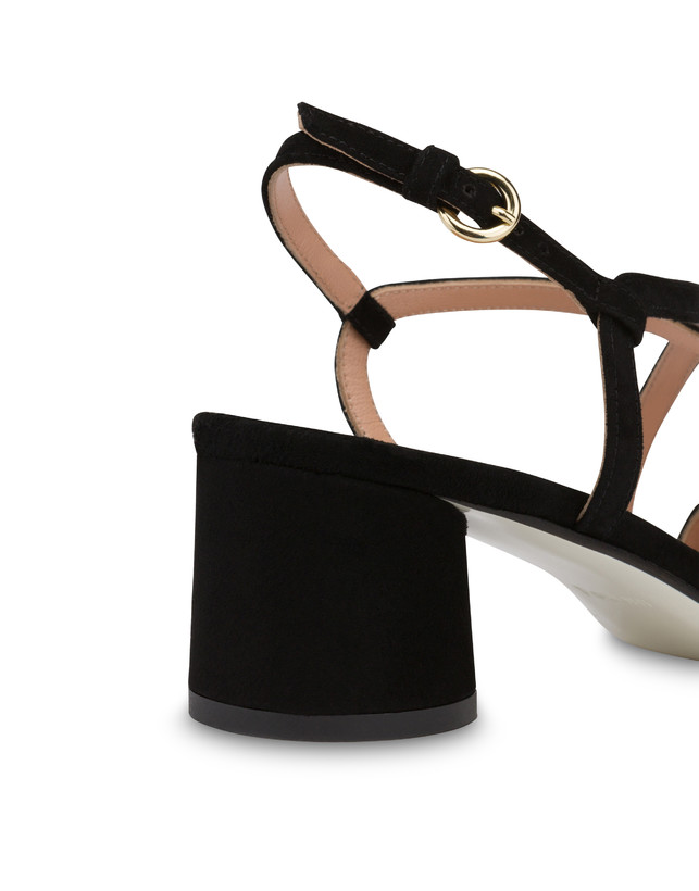 Corinto suede sandals Photo 5