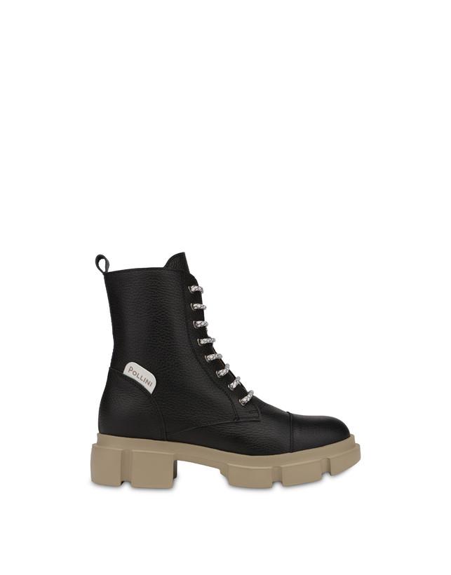 Rocky Coast calfskin combat boots Photo 1