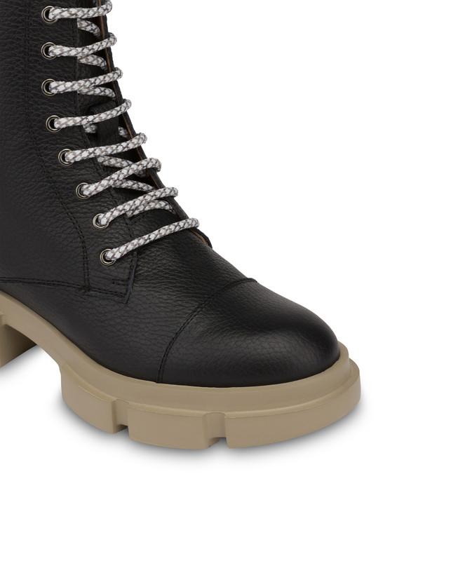 Rocky Coast calfskin combat boots Photo 4